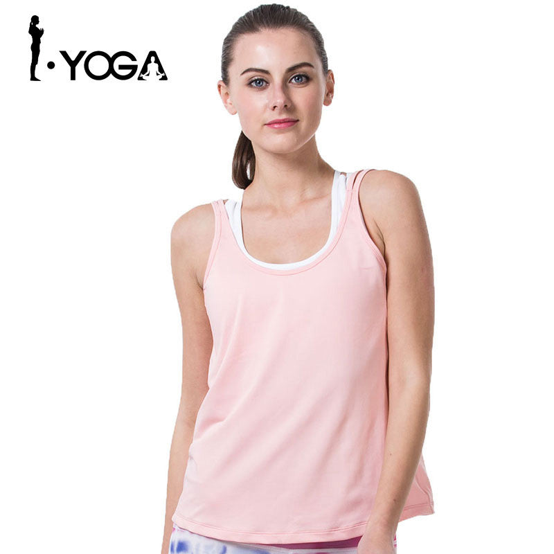 Hollow Mesh Breathable Vest Tank Top