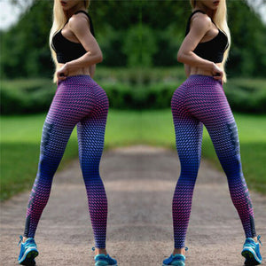 Printed  Yoga Legging Active Pants