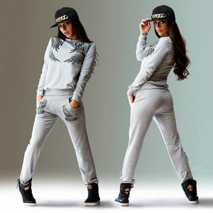 Hoodies Tracksuit  Sport Suit Sets