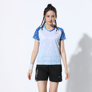 Badminton Shirt with Skirts/Shorts Sets