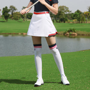 White Short Skirt/Golf Skorts