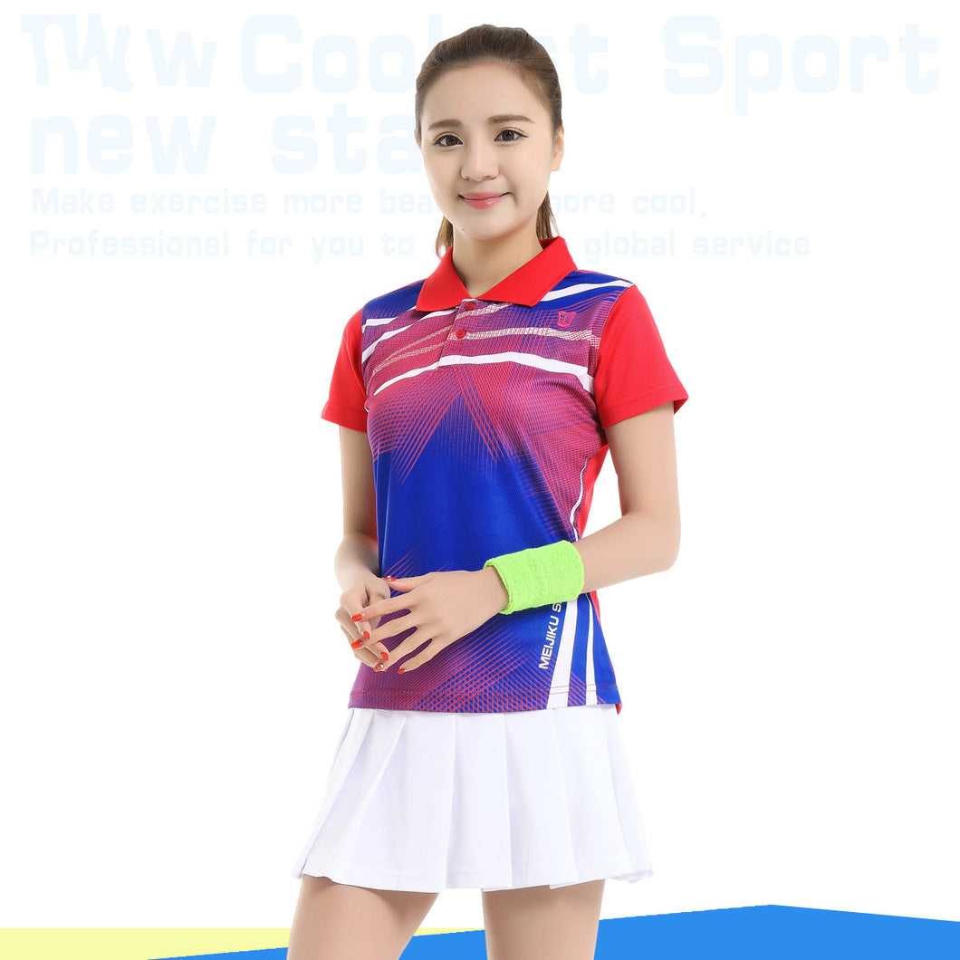 Table Tennis And Badminton Skirts Sets