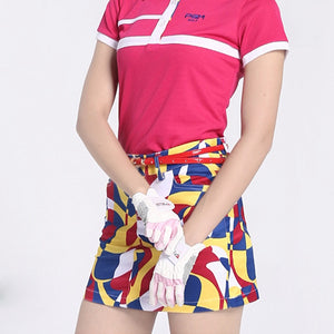 Printed Apparel Golf Skirt
