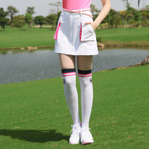 Golf/Tennis Double Pocket Skirt/Sports Shirt