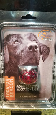 SportDOG BEACON Red