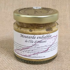 Moutarde endiablée