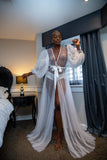R U B I A N A - Luxury Bridal Robe