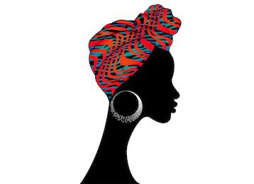 K A L A I S - African Print Headwrap