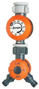 Pope EZ-Dial Mechanical Tap Timer 2 Hour