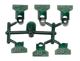SRM Nozzle Rack (Green)