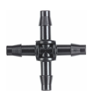 4mm  Barbed Cross