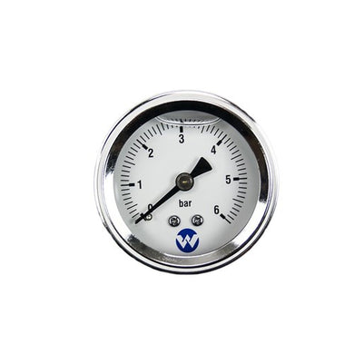 50mm DAB Stainless Steel Glycerin Filled Pressure Gauge with 1/4