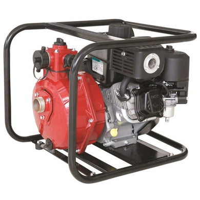 Bianco Vulcan Twin Stage Fire Pump 6.5hp Briggs & Stratton Engine