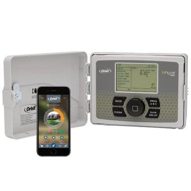Orbit B-Hyve 6 Station Smart Wi-Fi Irrigation Controllers