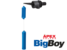 "Apex 50mm ""Big Boy"" Pump Buddy Valve"