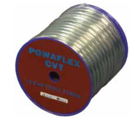 3mm ID, (5mm OD) x 120 metre Clear Vinyl Tube on a Spool