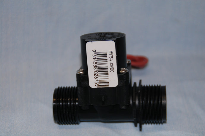 MV75 Micro Solenoid 240V AC 20mm Male HR Products 38 lpm