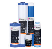 Puretec GC (Granulated Carbon) Cartridges
