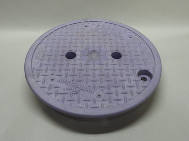 235mm Round Lid (LILAC) suits HR0910VB