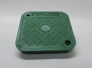 150mm Square Lid (GREEN) suits HR606 Series