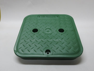 215mm Square Lid (GREEN) suits HR909 Series