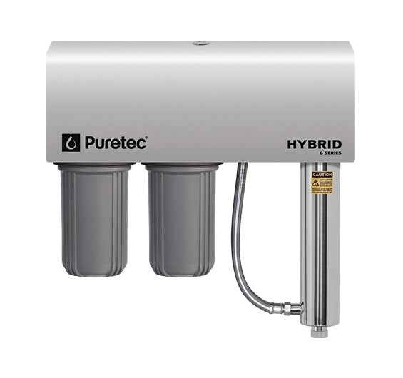 Puretec Hybrid Whole of House UV Filter Systems