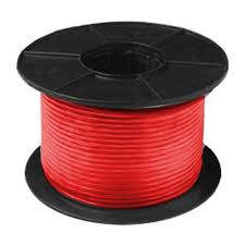 Sheathed Multi-Core Cable .5mm2 x 50 Metre Spool