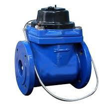100mm HR Water Meter Flange Table E with Pulse Output (100 litre Pulse)