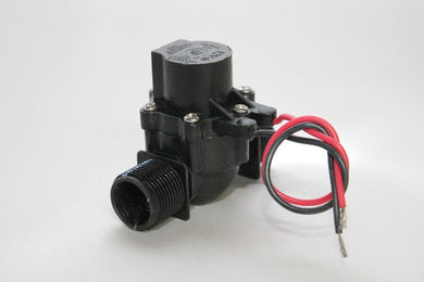 MV80 Micro Solenoid 12V DC NORMALLY OPEN 20mm Male Inlet/Outlet HR Products 50 lpm
