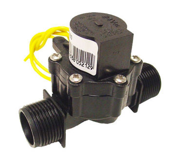 MV80 Micro Solenoid 24V AC 20mm Male Inlet/Outlet HR Products 50 lpm