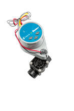 Hunter NODE BT, Single Station Bluetooth Controller, Solenoid Coil & 25mm PGV Valve