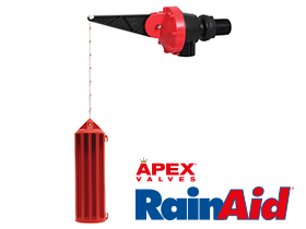 "Apex Rainaid valve 20mm (3/4"") Inlet"