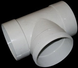 PVC 90mm Stormwater Access Tee