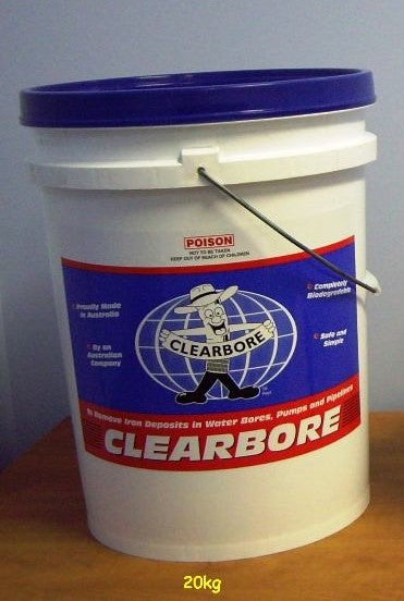 Clearbore 20Kg