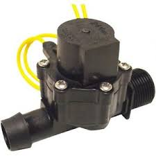 MV80 Micro Solenoid 24V AC 20mm Male x 19mm Barb HR Products 50 lpm