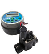 Hunter NODE, Single Station Controller, Solenoid Coil & 25mm PGV Valve