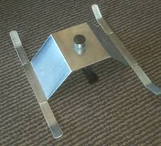 20mm Metal Sprinkler Sled Base