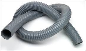 Pump Flex Suction Hose Grey