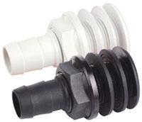 Hansen Nyglass Tank Fitting - Black or White