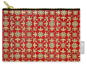 Vintage Floral - Carry-All Pouch