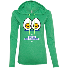 Egg-Cellent Day Ladies Sweatshirt - Tempting Tees Graphic T-shirts