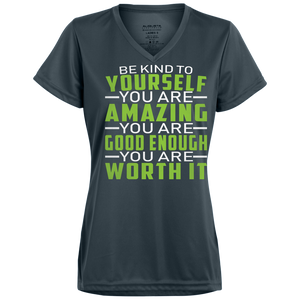 Be Kind to Yourself Ladies V-Neck