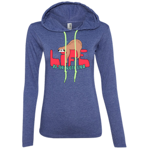 Sloth Lane Ladies Sweatshirt
