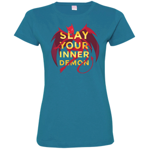 Slay Your Inner Demon - Tempting Tees Graphic T-shirts