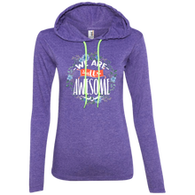 We Are All Awesome Ladies Sweatshirt