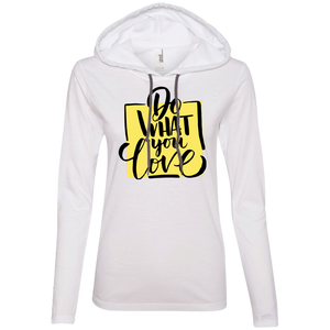 Do What You Love Ladies Sweatshirt - Tempting Tees Graphic T-shirts