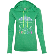 Rainbows Ladies Sweatshirt