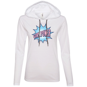 Girl Power Ladies Sweatshirt - Tempting Tees Graphic T-shirts