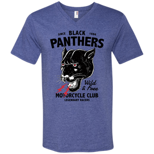 Panther Men's V-Neck
