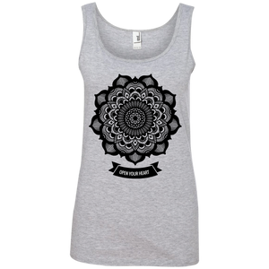 Mandala Ladies Tank Top